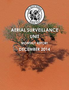 Aerial Survelliance Report for December 2014