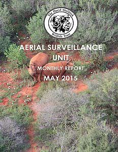 Aerial Survelliance Report for May 2015