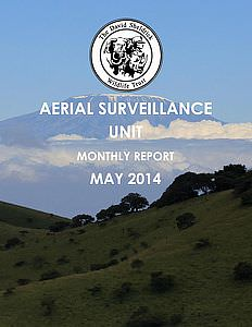 Aerial Survelliance Report for May 2014