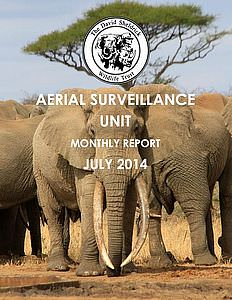 Aerial Survelliance Report for July 2014