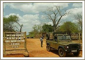 Fence and gate houses sponsored by DSWT and CFTWI