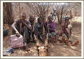Poachers arrested at soysambu