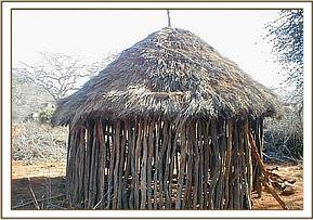 poachers hideout at mbulia