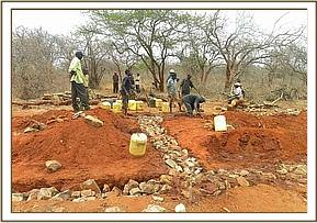 Laying of the foundations of Kyusyani Secondary