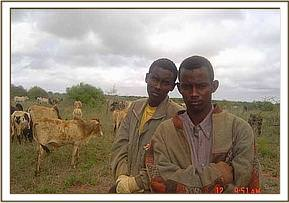 Two arrested herdsmen