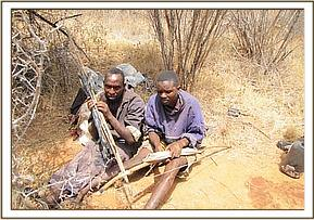Poachers arrested near ithumba stockade