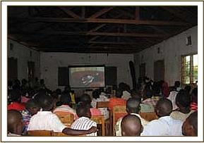 Kasaala Youth enjoys film