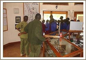 Getting information about the Tsavo conservancy