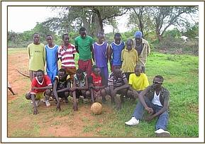Kasaala youth football club