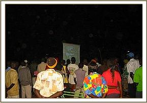 Film night held in Mtito town