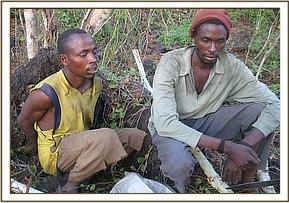 Charcoal burner arrested at kibwezi forest