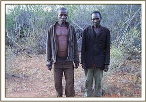 Two arrested loggers