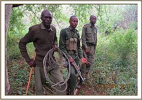 Snares lifted along Ura river