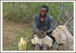 The second arrested poacher