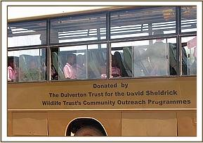 The DSWT bus