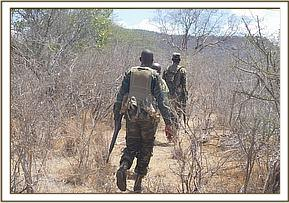 Mobile team and KWS joint operation