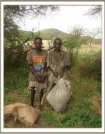 Two arrested poachers