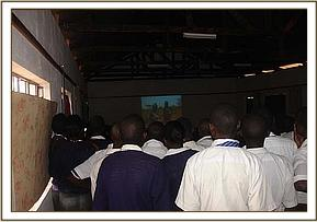 Video show at Nguumo Secondary