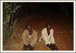 2 poachers arrested by the de-snaring team