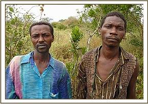Two more Miraa harvesters arrested by the team