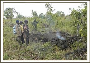 Charcoal burners and herder arrested
