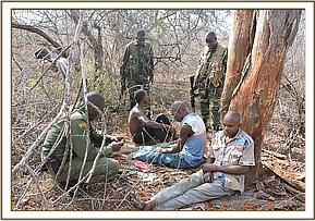 Three poachers arrested at Mbulia Ranch