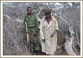 The 97 year old arrested poacher