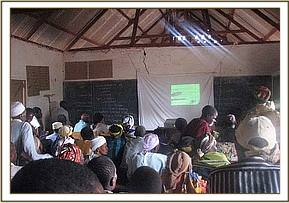 Conservation Education at Marungu
