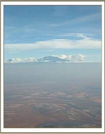 The flight to Tsavo.