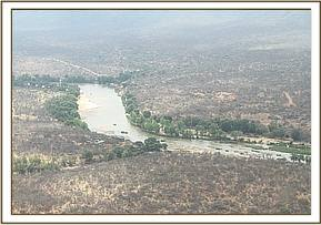 The Athi River