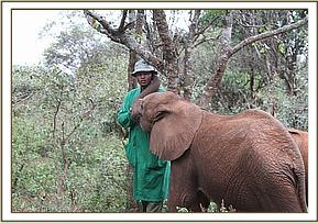 Vuria mit James Kariuki
