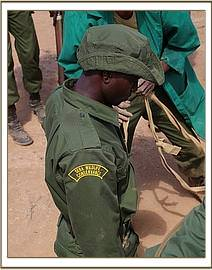 Sera Wildlife Conservancy Ranger