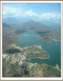 The Turkwel dam