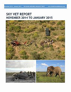 Sky Vet Report for March 2015