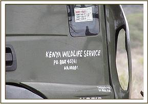 The KWS vehicle