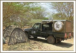 The DSWT Meru Mobile Veterinary Unit