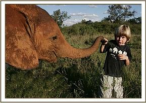 Lualeni and Roan Carr-Hartley