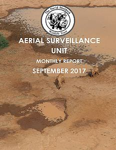 Aerial Survelliance Report for October 2017