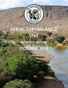 Aerial Survelliance Report for October 2014
