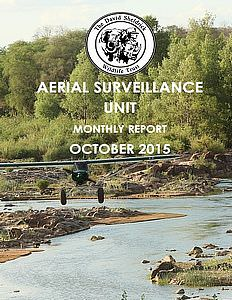 Aerial Survelliance Report for October 2015