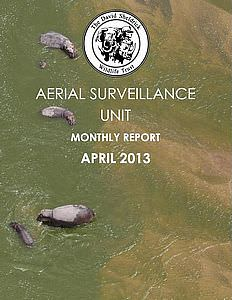 Aerial Survelliance Report for April 2013