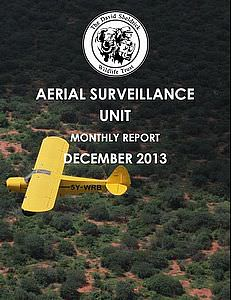 Aerial Survelliance Report for December 2013
