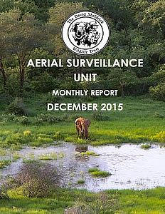 Aerial Survelliance Report for December 2015