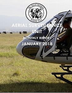 Aerial Survelliance Report for February 2018