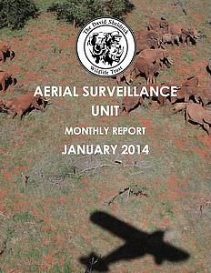 Aerial Survelliance Report for January 2014