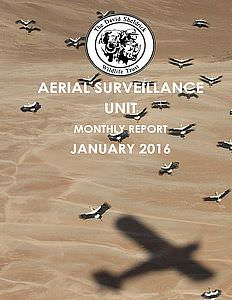 Aerial Survelliance Report for January 2016