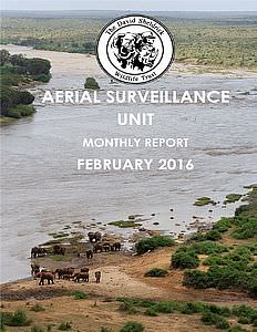 Aerial Survelliance Report for February 2016
