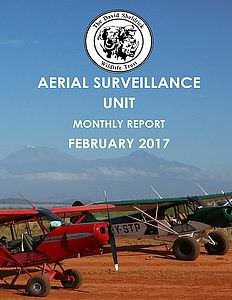 Aerial Survelliance Report for February 2017
