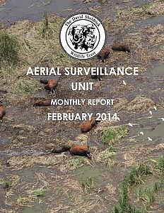 Aerial Survelliance Report for February 2014