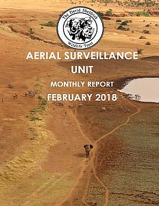 Aerial Survelliance Report for March 2018